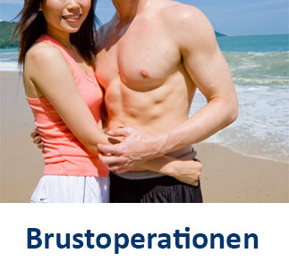 Brustoperationen / Brustchirurgie
